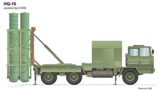 只有中国为巴基斯坦撑起保护伞,红旗16通吃两万米以内所有目标
