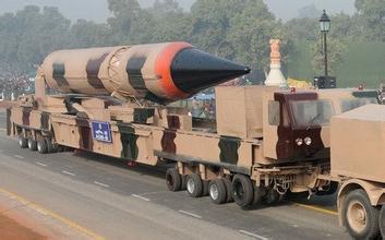 印度20年造5款导弹 射程5000公里 试射成功率仅中国一半