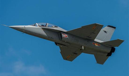 猎鹰将登上中国海军航母培训海上飞鲨,动力装置已实现完全国产化
