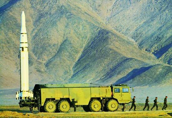 中国四种新型武器密集曝光 有一些即使美国目前也没有