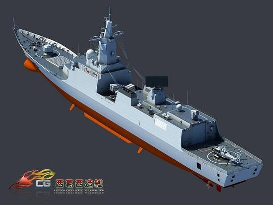 海军专家透露中国海军下一代新型护卫舰的情况 作战系统有所增强
