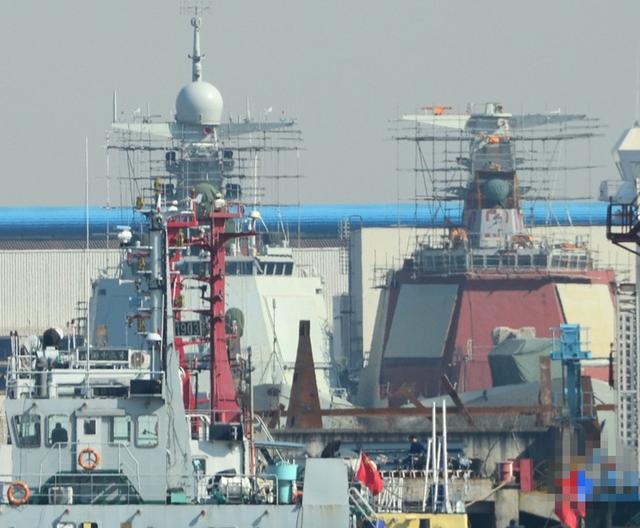 18艘还是24艘,中国052D神盾舰不会放慢脚步,7艘等服役