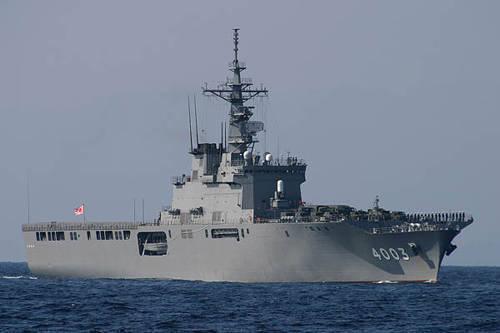 日本资助越南14000吨带飞行甲板大舰:中国海军尚无同类装备