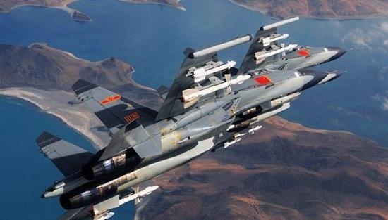 中国歼20隐身战机高原测试是威慑印度 即将具备全疆域作战能力