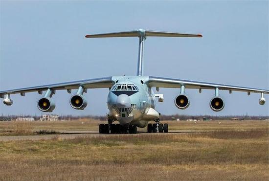 这款战斗力倍增器十年前中国空军就想要:但俄罗斯硬拖到今也不给