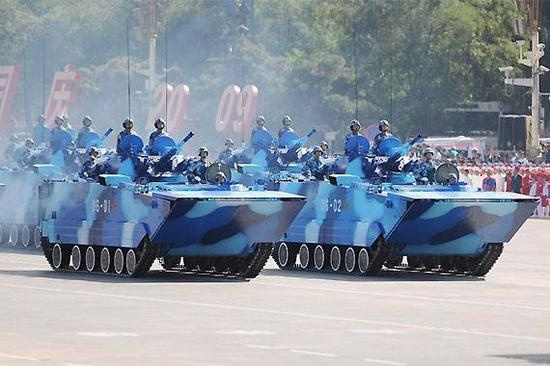 中国造两栖装甲车可以水上飞:美国已放弃俄罗斯通晓原理没造出来