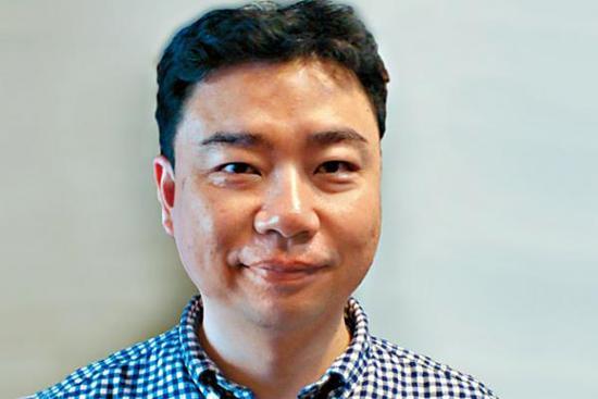 图为台湾学者王盈勋。