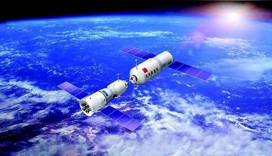 美媒:天宫二号凸显中国太空雄心 美国应与中国开展合作