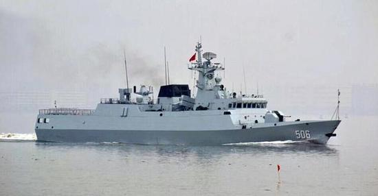 中国打响对美国核潜艇的围剿战 没想到这一新武器将立大功