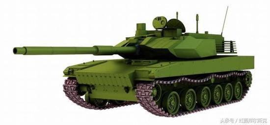 加油站惊现美帝坦克车队,原来是国产外贸新轻坦