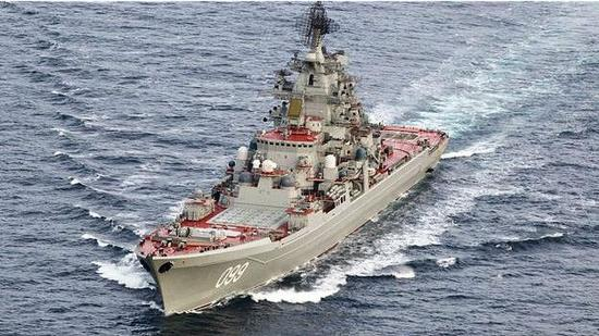 俄航母编队前往地中海 火力被指匹敌美军第六舰队