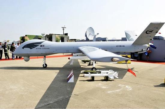 中国翼龙无人机创下外销最大单?这就是让美国货卖不出去的实力