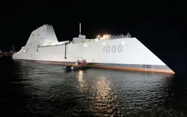 中国最强万吨战舰应如何角逐未来全球战场?先装满一百个垂发再说