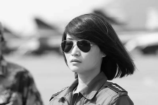 首位歼十女飞行员余旭留给世界最后的声音曝光