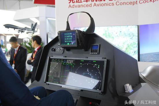 来看看中国五代机的先进座舱长什么样?