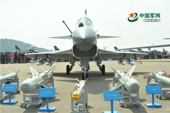 日战机拦截我机时曝光2种新空空导弹,比我军现役主流装备更好