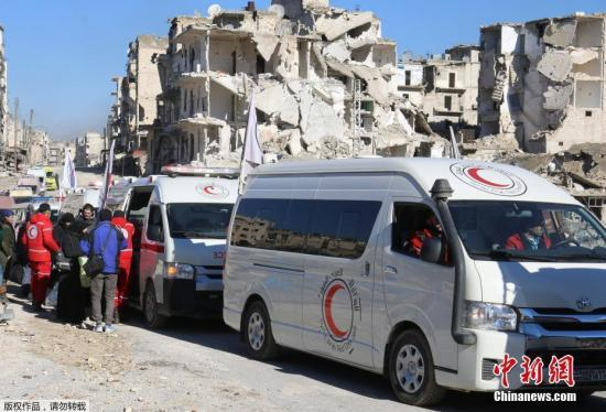 西方称阿勒颇陷落折磨人心 似乎更关心恐怖分子
