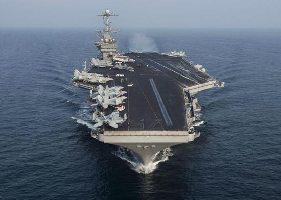 美国核动力航母