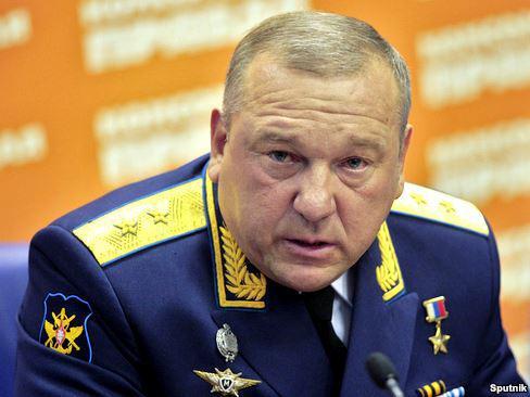 俄联邦杜马国防委员会主席弗拉基米尔・沙曼诺夫(俄罗斯卫星网)