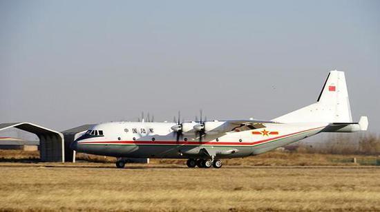 一红绿涂装奇特的运输机正式列装中国陆军航空部队,用途令人意外