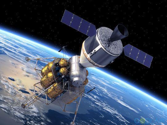 中国商业卫星能可分辨战机型号 军用卫星性能远超俄