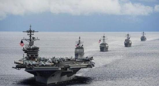 目标是实现航母编队宙斯盾化