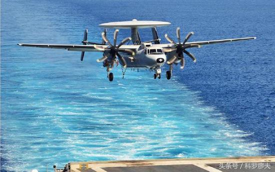 辽宁舰不能滑跃起飞固定翼预警机?这是美国人的谣言