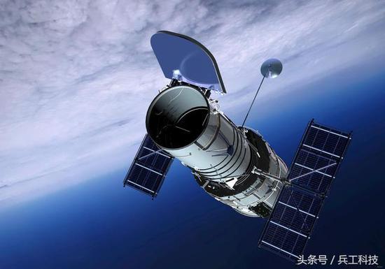 图注:中国造成可回收卫星,能反复使用多次