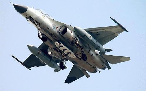 资料图:IDF战机