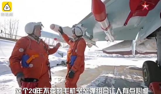 俄售华苏35仍用20年前武器 中国急需对其进行改动