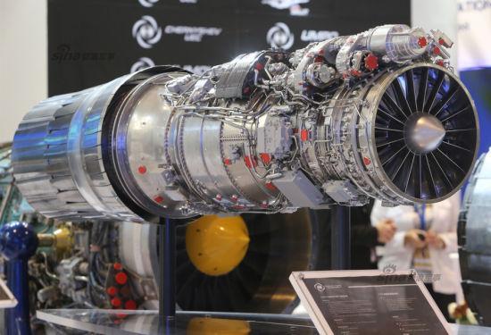 苏-35使用的117S发动机