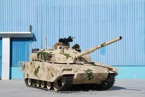 以VT-5的技术水平,即使是现在的坦克外贸大国的自用货都鲜有匹敌,重量减轻带来的后勤优势更增添了在国际市场上的竞争力