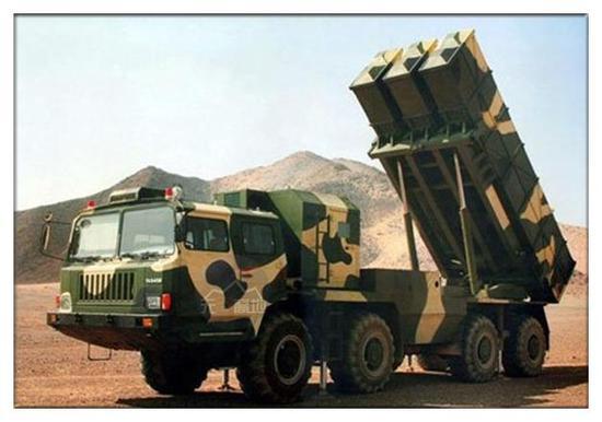 卫士-3A火箭炮