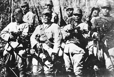 东北抗联第一路军某部