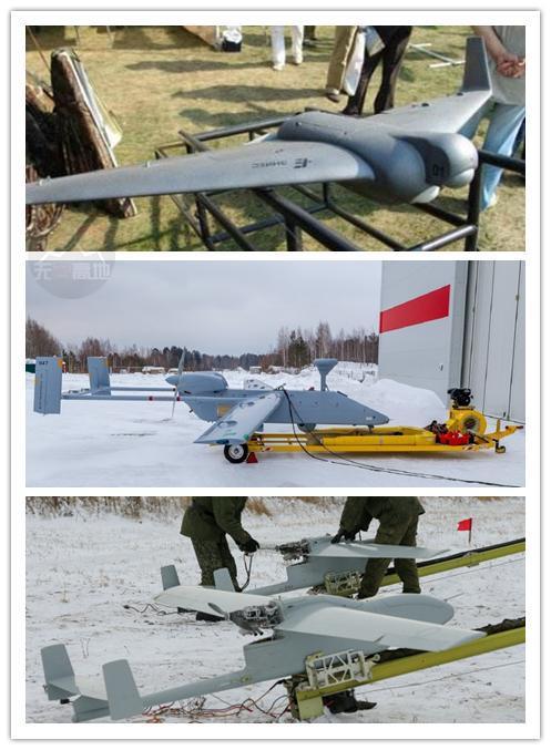 俄罗斯的无人机技术 目前处于三国中最落后部分 甚至还需要购买以色列产品
