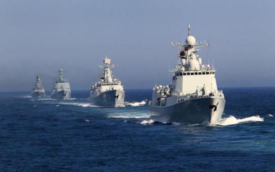 国际刑警 - 图为日本海军苍龙级潜艇效果图