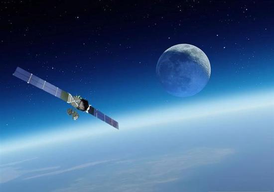 日本发射首颗军用通信卫星
