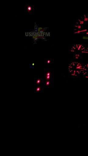 犹如阿姆斯特丹红灯区的斯特瑞克战车故障报警灯
