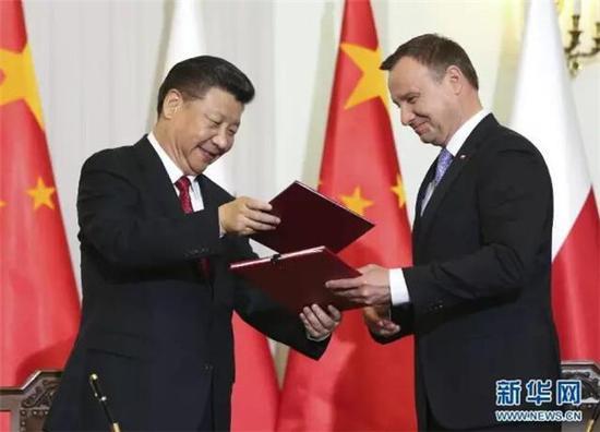 """中国将参与波兰的""""再工业化"""""""