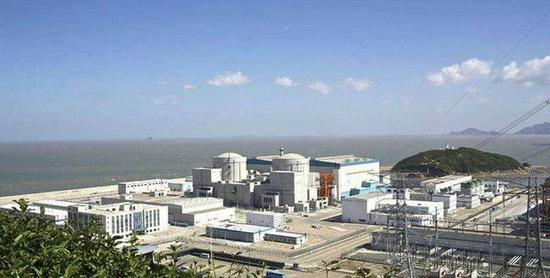 1024核工厂-资料图:红沿河核电厂   此外,环保部指出,帝国电泵红沿河5、6号机