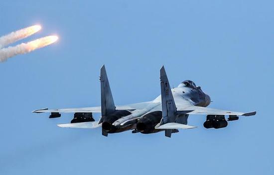 苏-35加入印尼空军可成为新的地区最强战机