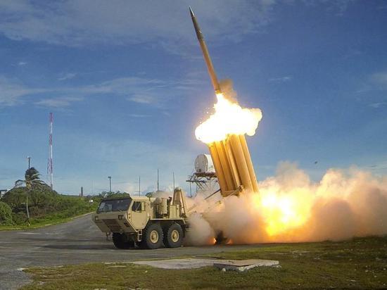 """除此以外,""""萨德""""的备弹有限,对抗朝鲜和对抗中国的导弹,那是数量级的差距"""