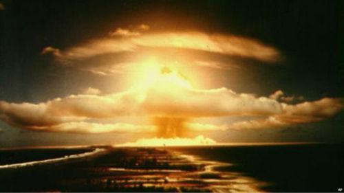 普京不屑美军炸弹之母:俄有炸弹之父威力是美4倍