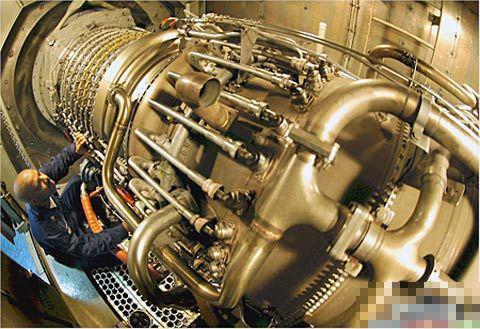 舰用燃气轮机是动力系统的高端技术