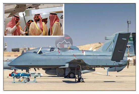 沙特非常看重武器出口 并希望获得全套技术