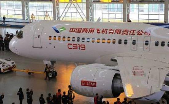 详解c919大飞机:气动设计为何优于波音空客同类机