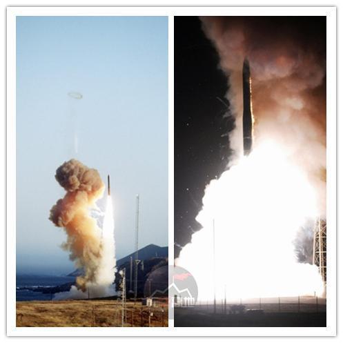 虽然不带核弹头 但是仍然是核威慑力的重要展示