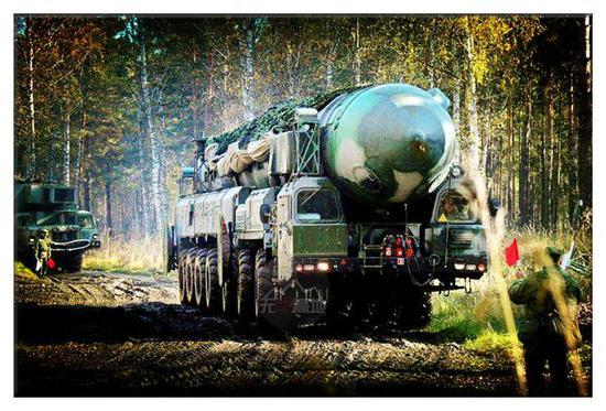 俄罗斯战略火箭军不出意外 最近也应该会予以同等规模的回击