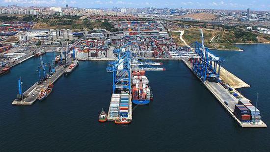 资料图:土耳其港口
