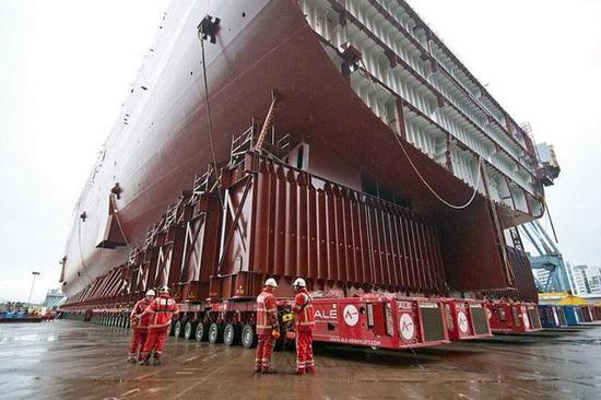 外媒:中国国产002航母江南船厂总装 建造速度将比大连更快